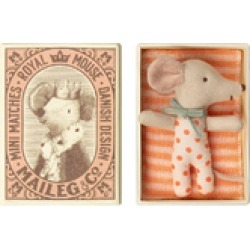 Baby Mouse Sleepy-Wakey in Box Gilr found on Bargain Bro India from Shoptiques for $22.00