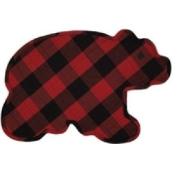 Plaid Bear Placemat found on Bargain Bro India from Shoptiques for $15.00