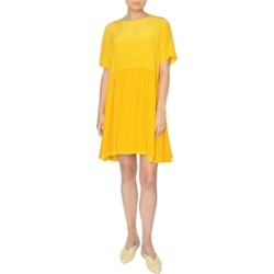 Yellow Babydoll Dress found on Bargain Bro India from Shoptiques for $112.00