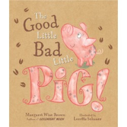 The Good Little Bad Little Pig! Book found on Bargain Bro India from Shoptiques for $12.99