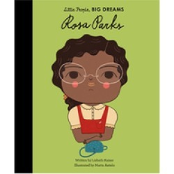 Little People, Big Dreams Rosa Parks found on Bargain Bro India from Shoptiques for $14.99