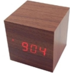Cube Led Clock found on Bargain Bro India from Shoptiques for $45.00
