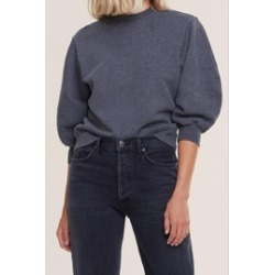 V-Neck Balloon Sleeve Sweatshirt found on Bargain Bro from Shoptiques for USD $151.24