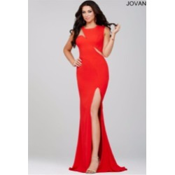 Unique Red Gown found on Bargain Bro Philippines from Shoptiques for $349.00