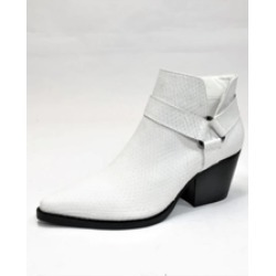 Goldie Snake Booties found on MODAPINS from Shoptiques for USD $65.00