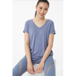 Agda V-Neck Tee found on Bargain Bro from Shoptiques for USD $69.92