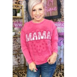 Mama Sweat Shirt found on Bargain Bro India from Shoptiques for $42.00