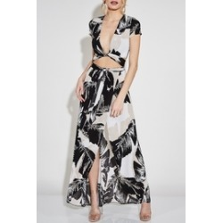 Palm Print Set found on Bargain Bro India from Shoptiques for $68.00