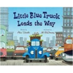 Little Blue Truck Leads the Way found on Bargain Bro from Shoptiques for USD $15.20