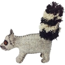 Medium Handmade Raccoon found on Bargain Bro from Shoptiques for USD $26.60