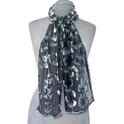 Black Gingko Scarf found on Bargain Bro India from Shoptiques for $95.00