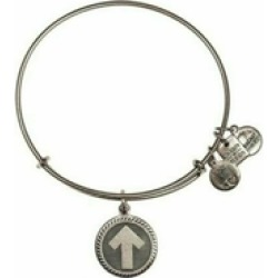"Alex And Ani Charity ""Stand Up To Cancer"" Expandable Bangle"