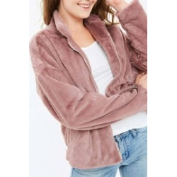Faux Fur Bomber found on Bargain Bro India from Shoptiques for $46.00