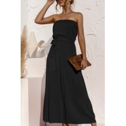 Strapless Maxi Dress found on Bargain Bro from Shoptiques for USD $30.40