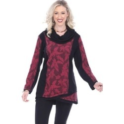 Floral Cowl Tunic found on Bargain Bro India from Shoptiques for $72.00
