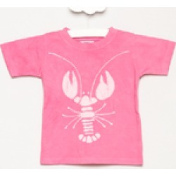 Short Sleeve Lobster Tee