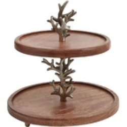 Wood Tiered Server