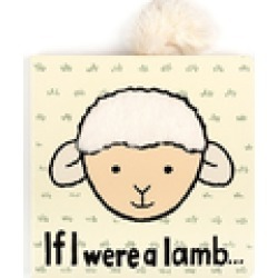 If I Were A Lamb Book found on Bargain Bro India from Shoptiques for $12.50