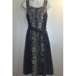 Embroidered Linen Sundress found on Bargain Bro India from Shoptiques for $198.00