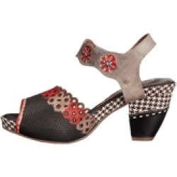 Jive Hand Painted Sandal found on Bargain Bro from Shoptiques for USD $75.95