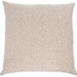 Linen Vines Cushion found on Bargain Bro India from Shoptiques for $103.00