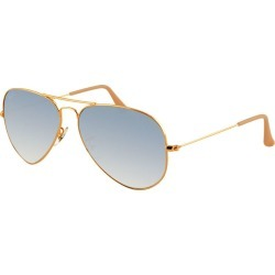 Ray-Ban Aviator RB3025 001/3F Sunglasses - Size 58 found on Bargain Bro UK from Tecobuy