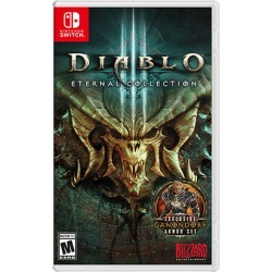 Nintendo Switch Game Diablo III: Eternal Collection (English Only) found on Bargain Bro UK from Tecobuy