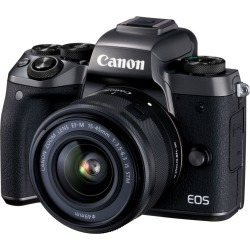 Canon EOS M5 Mirrorless Digital Camera with EF-M 15-45mm camera. found on Bargain Bro UK from Tecobuy for $745.29