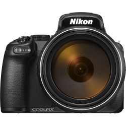Nik0n Coolpix P1000 Digital Cameras - Black