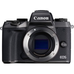 Canon EOS M5 Body Only Mirrorless Digital Camera - Black found on Bargain Bro UK from Tecobuy for $543.46