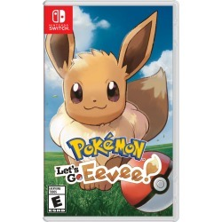 Nintendo Switch Game Pokemon: Let's Go, Eevee! (English Only) found on Bargain Bro UK from Tecobuy
