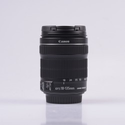 Canon EF-S 18-135mm f/3.5-5.6 IS STM Lens For Canon Mount found on Bargain Bro UK from Tecobuy