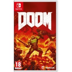 Nintendo Switch Game Doom [English Only] found on Bargain Bro UK from Tecobuy