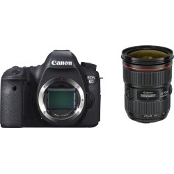Canon EOS 6D Digital SLR Camera Kit with EF 24-70mm f/4L Lens found on Bargain Bro UK from Tecobuy for $1522.21