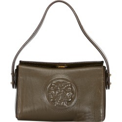 Fendi Brown Leather Satchel found on MODAPINS from The Luxury Closet for USD $1195.00