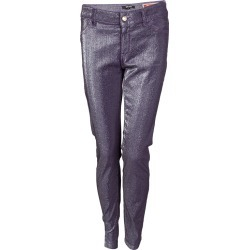 Just Cavalli Purple Lurex Just Chic Jeggings L found on Bargain Bro Philippines from The Luxury Closet for $117.00