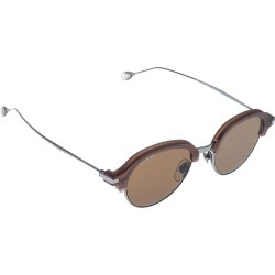 Gucci Brown/Olive GG 2259-S Myfea Round Sunglasses found on Bargain Bro India from The Luxury Closet for $324.00
