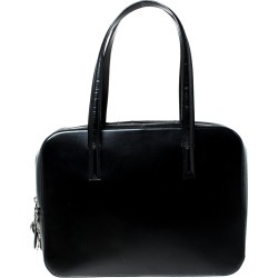 Cartier Black Leather Doctor Bag