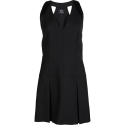 Alexander McQueen Black Wool Tux Line Dress S found on Bargain Bro Philippines from The Luxury Closet for $184.00