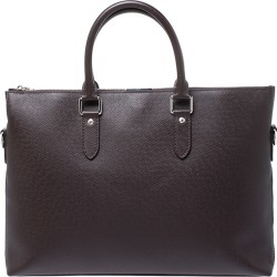 Louis Vuitton Brown Taiga Leather Anton Soft Briefcase found on Bargain Bro India from The Luxury Closet for $1842.07