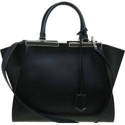 Fendi Black Leather 3Jours Tote found on Bargain Bro India from The Luxury Closet for $1308.00