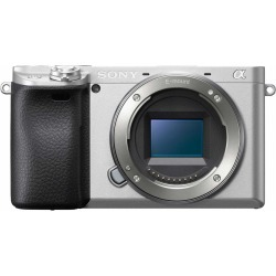 Sony Alpha A6400 Mirrorless Digital Camera - Silver (Body Only)