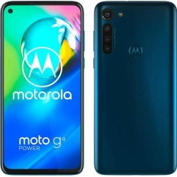 Motorola Moto G8 Power 4GB/64GB Dual Sim - Blue