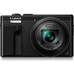 Panasonic Lumix DMC TZ80 Digital Cameras - Black