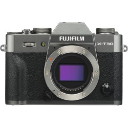 Fujifilm X-T30 Mirrorless Digital Cameras - Charcoal Silver (Body Only) found on Bargain Bro India from eGlobal Central UK for $704.91