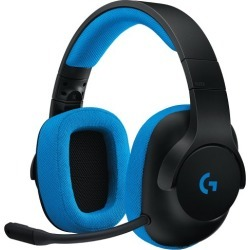 Logitech G233 Prodigy Wired Gaming Headset - Black
