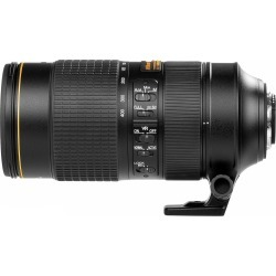 AF-S 80-400mm f/4.5-5.6G ED VR Lens Nikon