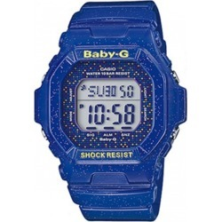 Casio Baby-G Digital Watch BG-5600GL-2 - Blue found on Bargain Bro India from eGlobal Central UK for $76.90