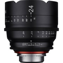Samyang XEEN 24mm T1.5 Cinema Lens for Canon EF Mount found on Bargain Bro Philippines from eGlobal Central UK for $1506.09