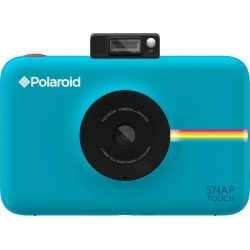 Polaroid Snap Touch Instant Print Digital Camera with Zink Zero Ink Printing Technology -Blue